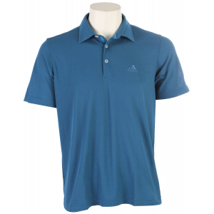 Adidas Hiking Polo Tribe Blue/Dark Solar
