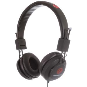 House Crave Headphones Black\/Red\/White