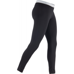 Icebreaker Sprite Leggings Baselayer Pants Black