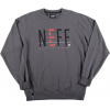 Neff Backboard Sweatshirt Charcoal