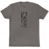 K2 Fraction T-shirt