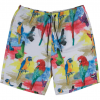 Neff Parrotdise Hot Tub Boardshorts