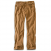 Carhartt Weathered Duck 5-pocket Pants Carhartt Brown