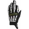 Grenade Skullshred 2 Bike Gloves Black/lime