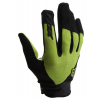 Fox Reflex Gel Bike Gloves Green
