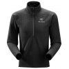 Arcteryx Delta Ar Zip Neck Fleece Black
