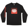 686 Knockout L/s T-shirt