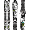 K2 Indy Skis W/ Marker Fastrak2 7 Bindings
