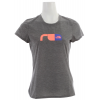 The North Face Reaxion Graphic T-shirt Heather Grey