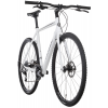 Framed Course Alloy Flat Bar Bike W/ Rival 22andAlloy Wheels