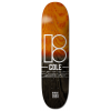 Plan B Cole Split Skateboard Deck