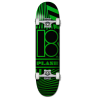 Plan B Team Angular Skateboard Complete