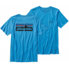 Patagonia P-6 Logo Cotton Pocket T-shirt