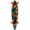 Gold Coast Orbit Pintail Longboard Complete