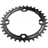 Raceface Narrow-wide Single Chain Ring Black 32t X 104