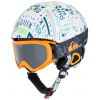 Quiksilver Game Pack Snow Helmet W/ Goggles