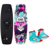 Ronix Quarter til Midnight Wakeboard W/ Luxe Bindings