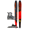 Radar Katana Slalom Ski W/ Vector/artp Bindings