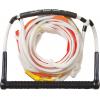 HO Elite Deep-V 15in Handle w/ 5 Section Ski Rope Combo