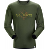 Arcteryx Maple L/s Crew T-shirt