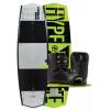 Hyperlite Marek Bio Wakeboard w/ Team OT Bindings