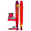 Radar Butterknife Slalom Ski W/ Lyric/artp Bindings