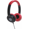 House Active Headphones Black/red