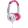 House Active Headphones White/pink
