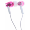 House Crush Earbuds Magenta