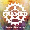 Framed Slap Sticker