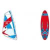 Bic Techno 148 Windsurf Board w/ Nova Rig