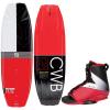 CWB Pure Wakeboard w/ Empire Bindings