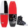 CWB Pure Wakeboard w/ Hyperlite Frequency Bindings