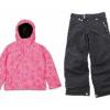 Bonfire Poise Jacket Valentine w/ Sessions Star Snow Pants