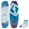 CWB Lotus Wakeboard w/ Karma Bindings