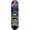 Almost Batman Tie Dye Skateboard Deck