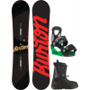 Burton Ripcord Wide Snowboard w/ Moto LTD Boots & Freestyle Re:Flex Bindings