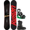 Burton Ripcord Snowboard w/ Moto LTD Boots & Freestyle Re:Flex Bindings