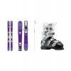 Rossignol Sassy 7 Complete Ski Package
