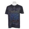Rvca Decay T-shirt Navy