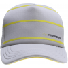 Foursquare Heather Stripes Trucker Cap Athletic Hther Strp