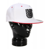 Burton Gary B Flexfit Hat Bright White