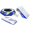 Aquaglide Supertramp Water Trampoline 14 W/ Blast Air BagandPlunge