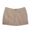 Burton Mission Mini Skirt Dark Sand