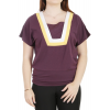 Burton The Graduate Knit Top Eggplant