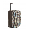 Dakine Over Under Travel Bag Clubhouse Brown Plaid