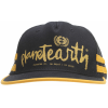 Planet Earth Surfsup Cap Black