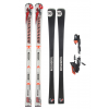 Rossignol Strato 70 Ltd Ti Tpi2 Skis W/ Axial 120s Bindings