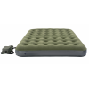 Kelty Good Nite Queen Airbed W/ Footpump Green
