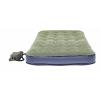 Kelty Good Nite Twin Airbed w/ Footpump Green